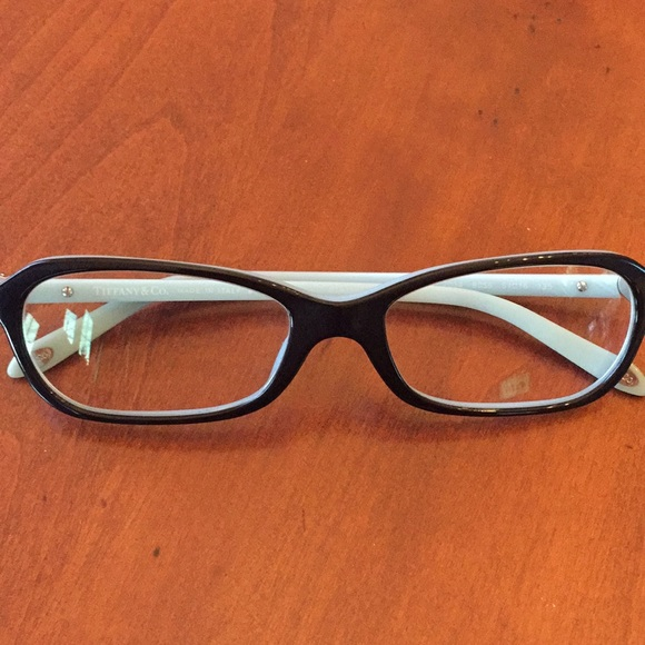 644069d0244 Accessories - Tiffany   Co eyeglasses black blue